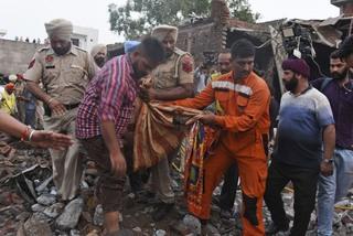 Nổ xưởng pháo hoa ở Ấn Độ, hàng chục người thiệt mạng