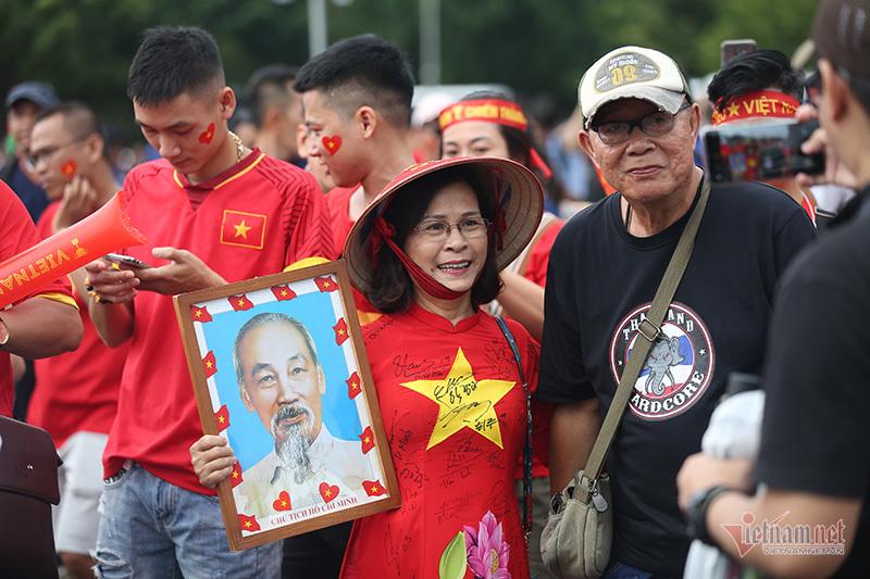 Tuyển Việt Nam,tuyển Thái Lan,HLV Park Hang Seo