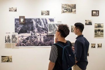 Exhibition features life of Luminor Photo' owner