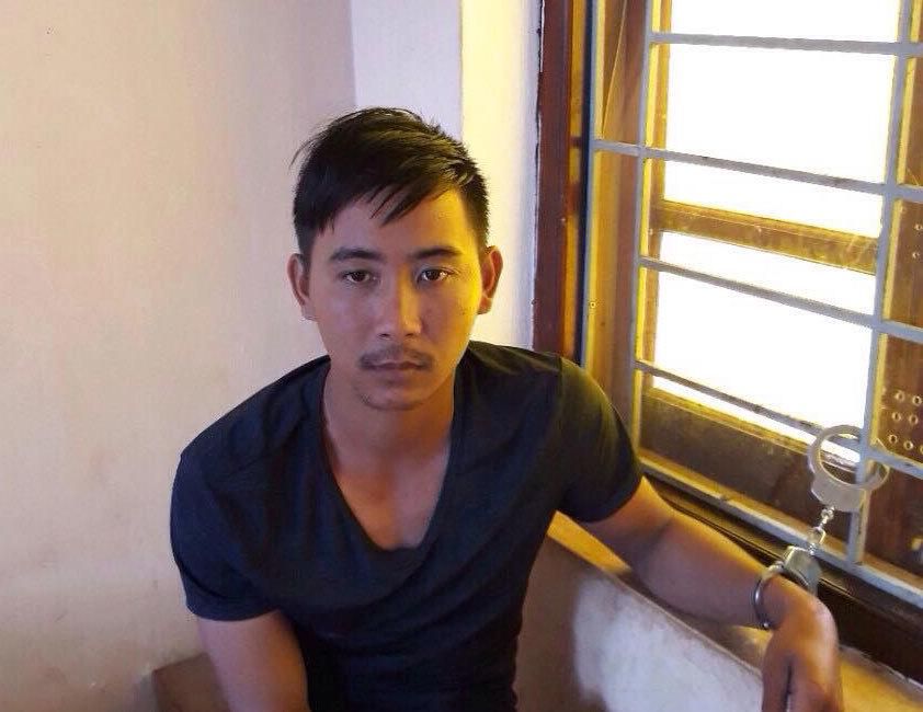 Hai thanh niên dùng súng AK cướp taxi ở Gia Lai