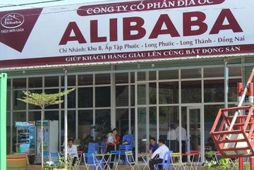 Sắp bị cưỡng chế văn phòng xây dựng trái phép, Địa ốc Alibaba xin tự giác tháo dỡ
