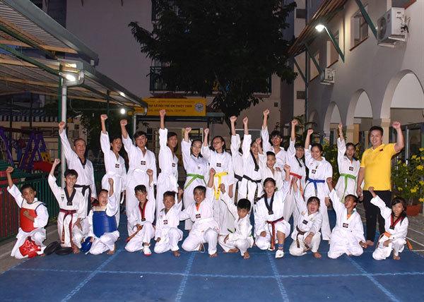 Nyamaa Dolgorsuren,teenage martial art star,taekwondo skills,sports news,Vietnam sports,vietnamnet bridge,english news,Vietnam news,vietnamnet news,Vietnam latest news,Vietnam breaking news,Vietnamese newspaper,Vietnamese newspaper articles,news vietnam