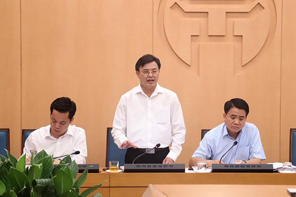 Chủ tịch HN: Đeo mặt nạ phòng độc khi người khác đeo khẩu trang là phản cảm