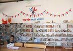 Chàng shipper bỏ tiền túi, xây thư viện hàng nghìn cuốn cho học sinh nghèo