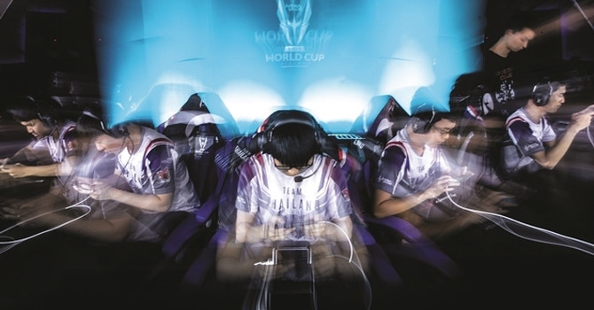eSports: the multi-billion dollar game