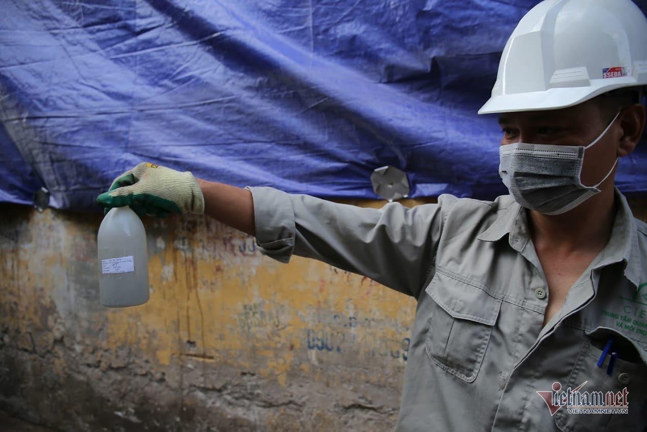 Cháy nhà máy Rạng Đông: Khám sức khỏe miễn phí trong vùng ảnh hưởng 500m