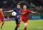 Việt Nam 0-0 Thái Lan: Thế trận nghẹt thở (H1)