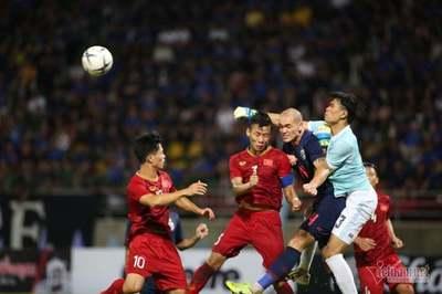 Tuyển Việt Nam chia điểm Thái Lan: Như một chiến thắng!