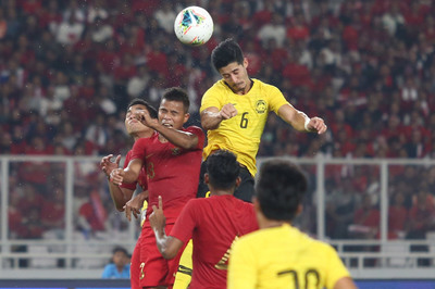 Malaysia ngược dòng hạ Indonesia siêu kịch tính