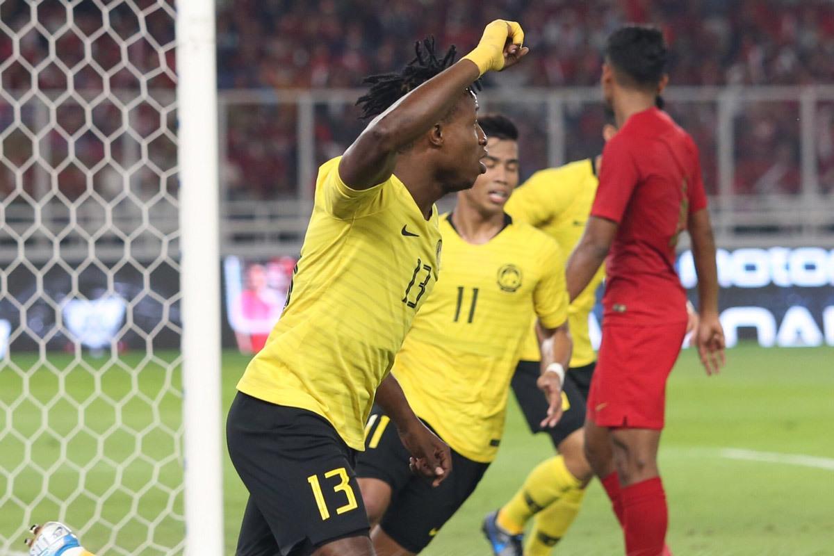 Vòng loại World Cup 2022,Indonesia vs Malaysia,Indonesia,Malaysia