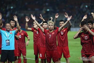 Tuyển Việt Nam đá vòng loại World Cup: Thầy hăng, chỉ lo trò...