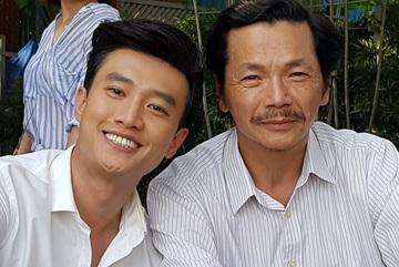 Quốc Trường đối đầu 'bố vợ' Trung Anh tại giải Ấn tượng VTV