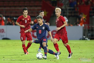 Messi Thái Lan: Hoà tuyển Việt Nam là không hợp lý