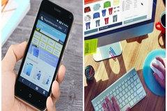 Người dùng 'sập bẫy' websize, fanpage lừa bán điện thoại giả