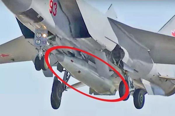 Nga,vũ khí siêu thanh,Mỹ,tên lửa siêu thanh,Putin