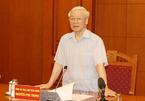 Tổng bí thư, Chủ tịch nước chủ trì họp Tiểu ban Văn kiện Đại hội 13