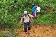 Diễn biến mới vụ 8 người ở Hà Tĩnh bị kẹt trong rừng vì mưa lũ