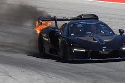 Hãng McLaren triêụ hồi siêu xe Senna tại Australia