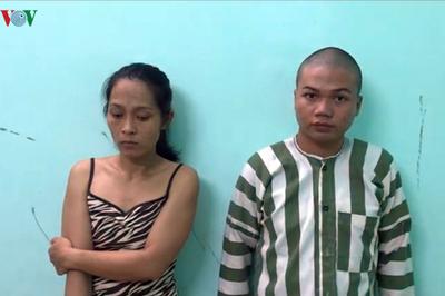 Cặp nam nữ vờ người thuê trọ tăm tia trộm hàng loạt xe máy ở Sài Gòn