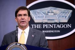 Mỹ kêu gọi đồng minh châu Âu 'đỡ' tiền để xây tường biên giới