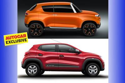 Ô tô SUV Suzuki giá 113 triệu 'gây sốt'