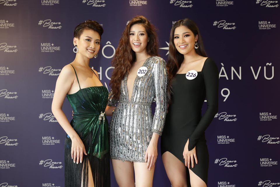 Miss Universe,Hoa hậu Hoàn vũ Việt Nam,Thúy Vân,Thanh Hằng,H'Hen Niê