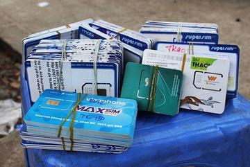 Nhà mạng sẽ không được triển khai mobile money nếu vẫn còn SIM rác
