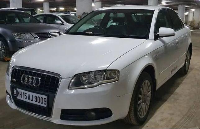 Bán Audi A4 2008 192 triệu, chủ xe còn khuyến mại bảo hành động cơ