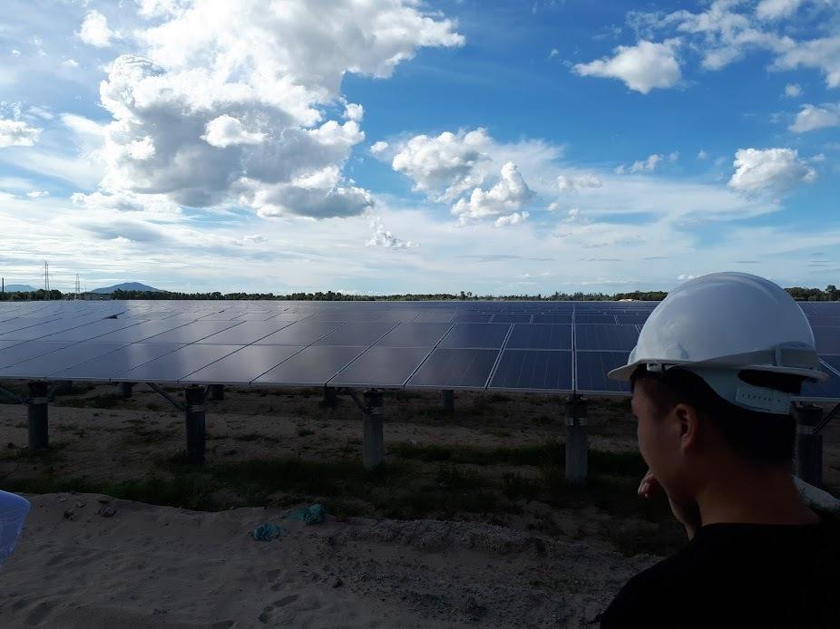 EVN,electricity shortage,solar power,MOIT,vietnam economy
