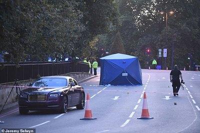 Triệu phú lái Rolls-Royce Wraith 7 tỷ đâm chết người