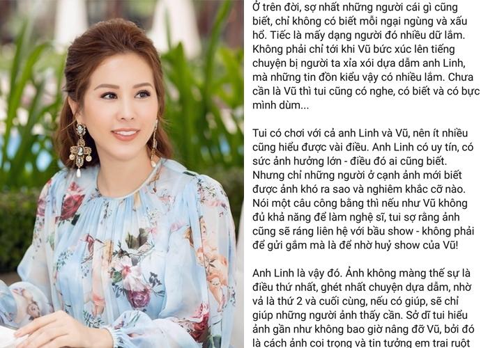 Lý do Hoài Linh không nâng đỡ Dương Triệu Vũ dù là anh em ruột