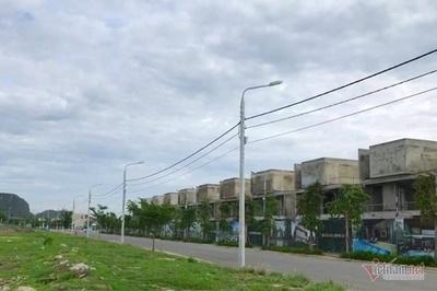 Đà Nẵng thu hồi giấy phép xây dựng 36 căn biệt thự của Đất Xanh Miền Trung