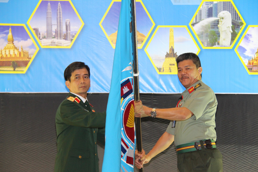 gìn giữ hòa bình,ASEAN