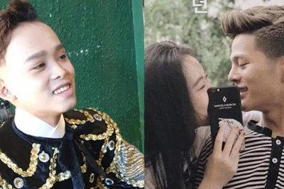 Hồ Văn Cường - Quang Anh thay đổi khác lạ sau nhiều năm vào showbiz