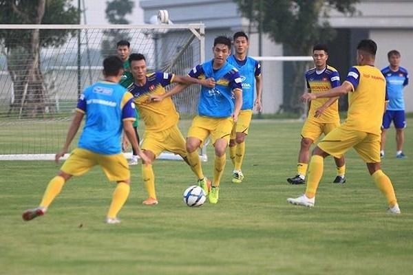 Vietnam U22 team,vietnam football,Sports news,Vietnam sports,vietnamnet bridge,english news,Vietnam news