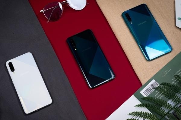 Galaxy A50s: Không chỉ có bộ ba camera đỉnh cao