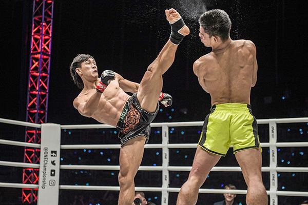 Nguyễn Trần Duy Nhất,ONE Championship