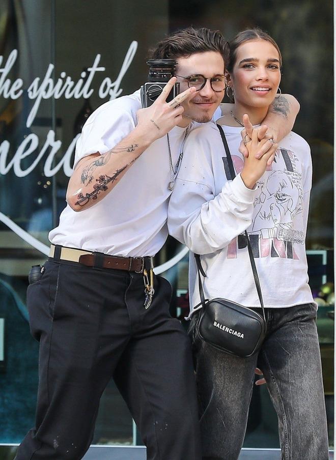David Beckham,Victoria Beckham,Beckham - Brooklyn