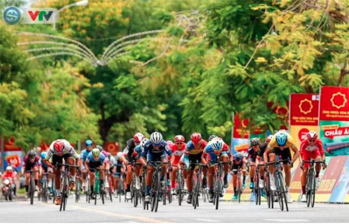 giải xe đạp VTV Cup 2019