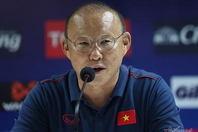 """HLV Park Hang Seo: """"Tuyển Việt Nam đã sẵn sàng thắng Indonesia"""""""