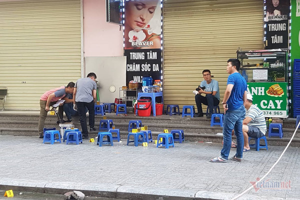 Triệu tập các đối tượng để điều tra vụ nổ tại HH Linh Đàm