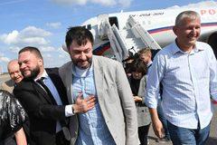 Nga - Ukraina hoàn tất cuộc trao đổi tù nhân lịch sử