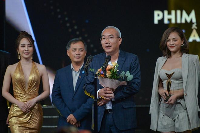 VTV Awards 2019,Trung Anh,Bảo Thanh,Về nhà đi con
