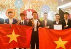 Vietnam wins big at 4th International Olympiad of Metropolises