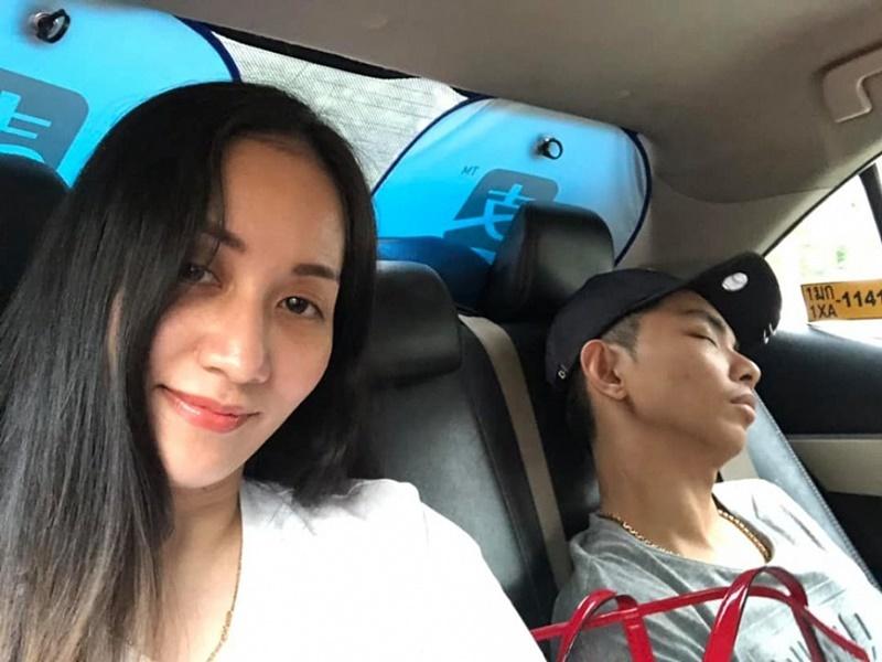 Hoàng Touliver hiếm hoi khoe ảnh tình tứ cùng Tóc Tiên