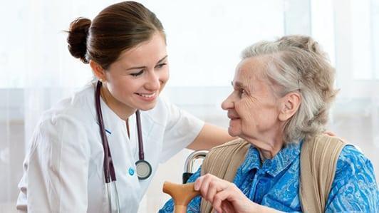 Khu điều dưỡng chăm sóc sức khỏe - món quà ý nghĩa cho người cao tuổi
