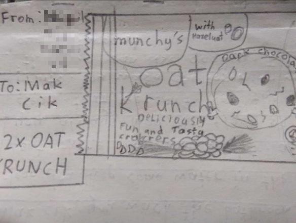 Xúc động bức thư cảm ơn nữ lao công trường học của bé gái 9 tuổi