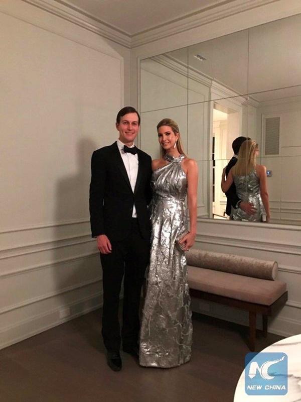 Ivanka Trump nhiều lần bị chê mặc váy không phù hợp với sự kiện