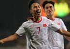 U22 Việt Nam 0-0 U22 Trung Quốc: Bùi Tiến Dũng bắt chính (H1)