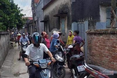 Bố chủ tịch xã ở Hưng Yên bị chém tử vong